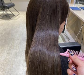サブリミック髪質改善
