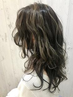 ラベンダーアッシュ × 3Dcolor