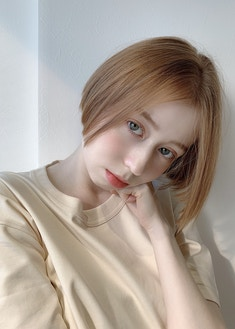 シンプル小顔ショート/髪質改善