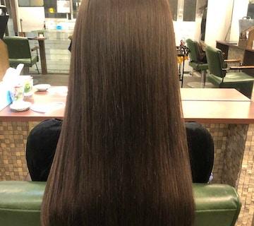 髪質革命カラー