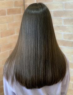 素髪のような美しさ