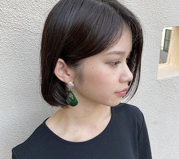 【BEER 山崎雄太朗】王道  黒髪ボブ