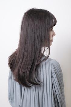 イノアカラー艶髪