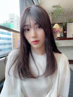 艶髪ふんわり大人フェミニン☆スウィートAラインロングヘア