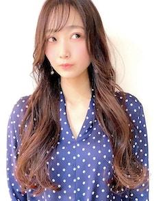 韓国風ヨシンモリ×フューシャピンクカラー