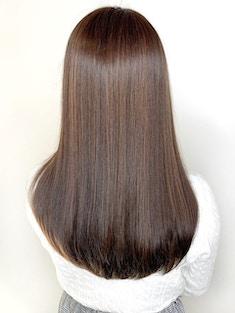 縮毛矯正/髪質改善