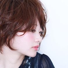 【NIKO】柔らかな丸みショート 小顔カット 骨格補正カット
