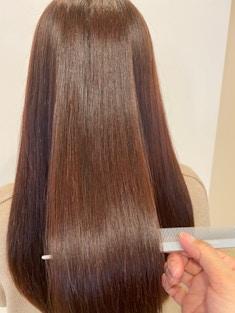 美髪スタイリング