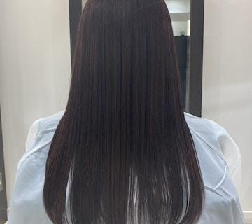 髪質改善トリートメント⑤/ファイバークリニクス