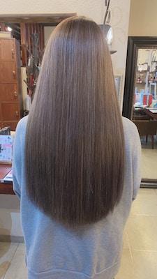 Aujua(オージュア)×髪質改善