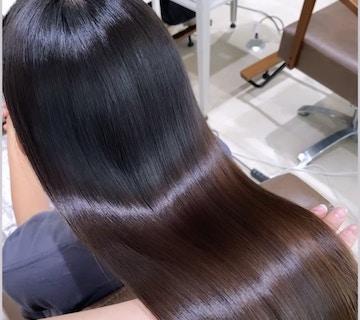 髪質改善プラチナトリートメント