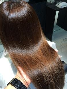 髪質改善パールプラチナトリートメント