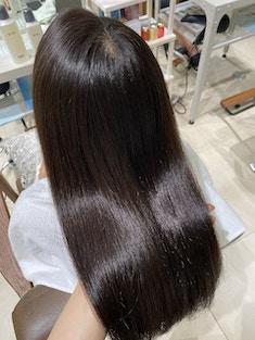 【髪質改善】カット+髪質改善プラチナシステムトリートメント