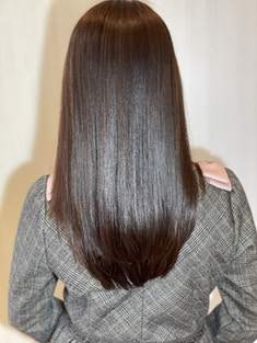 ロング 艶髪
