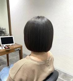 プレミアム髪質改善トリートメント