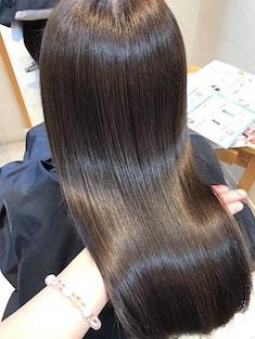 髪質改善カット