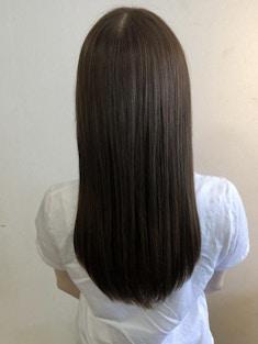 イメチェン*髪質改善*ツヤロング