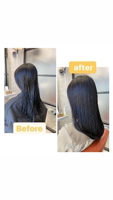 髪質改善!艶髪×美髪