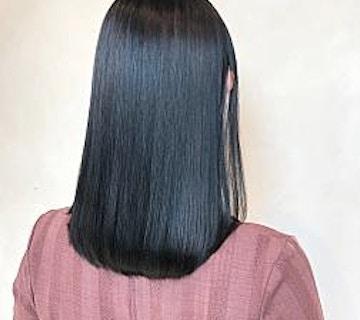 こだわりの髪質改善