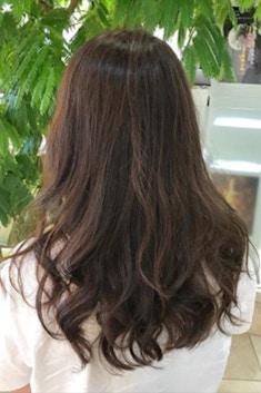 艶髪ロングヘア