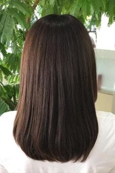 艶髪オイルカラー