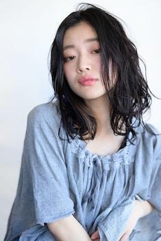 【vicca】暗髪×ラフミディ《表参道・原宿》