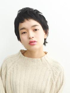 イメチェンショート☆大人可愛いオフィスヘア【銀座 美容院】