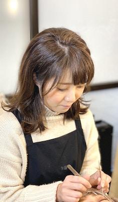 亀谷 明寿香