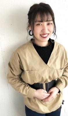 青島 梨乃